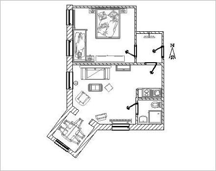 Wohnung F1